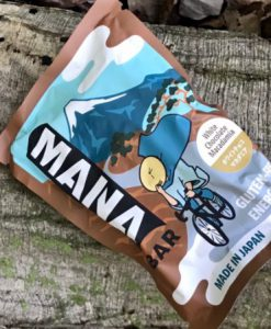 MANABAR ホワイトチョコレート/マカダミア 1個(45g)