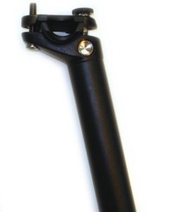 BENEFIT アルミシートポスト 31.6mm×350mm ブラック