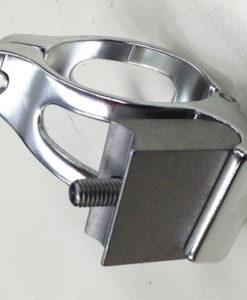 BENEFIT FDクランプ 9° +20mmオフセット シルバー
