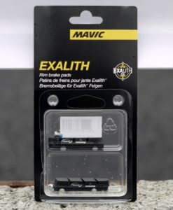 MAVIC SET 2 EXALITH RIM PADS 2016 HG/S(LV2470300)