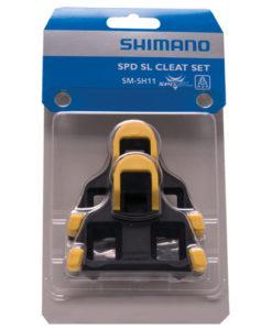 シマノ SM-SH11(黄クリート)