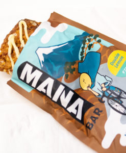 MANABAR ダブルレモン1個(45g)