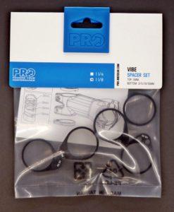 PRO VIBE ステム専用スペーサーセット 1-1/8(R20RYSS477X)