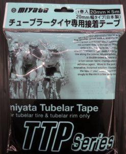 ミヤタ チューブラーテープ TTP-4 20mm×5m