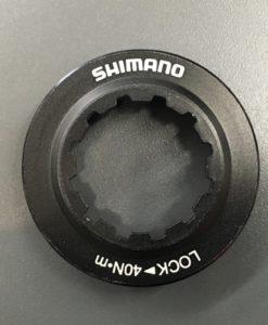 シマノ SM-RT81ローター用 ロックリング&間座 (Y8K198010)