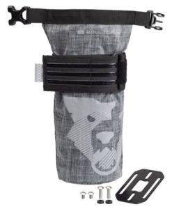 WOLFTOOTH TekLiteロールトップバッグ マウントプレート付き 容量:1L