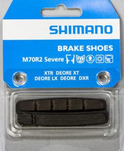シマノ M70R2 BR-M950/739 +1mm シュー&ピン (Y8AA98200)