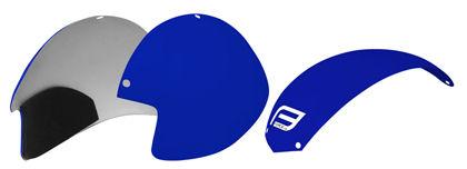 【会員限定SALE】Force Globe エアロヘルメット用 カラーパネル
