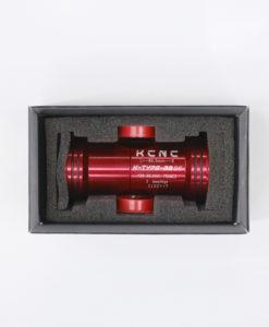 KCNC K-TYPE ロード プレスフィットBB86アダプター シマノホローテックII用