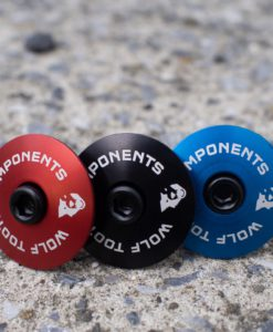 WOLF TOOTH ULTRALIGHT STEM CAP AND BOLT 5mm